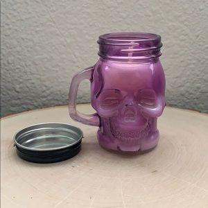Alter Skull Mug Halloween Candle 🕯